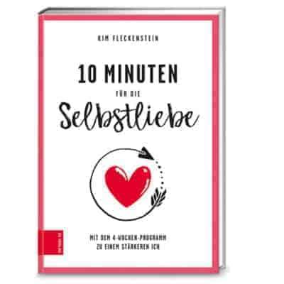 10 Minuten für die Selbstliebe Buchcover