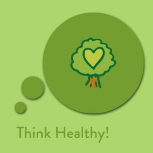 Think Healthy! Affirmationen für Gesundheit und Wohlbefinden