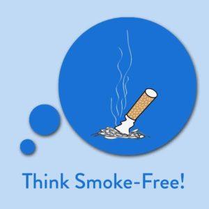 Think Smoke-Free! Affirmationen zur Raucherentwöhnung