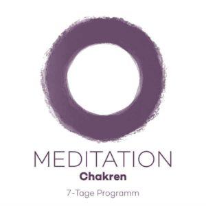 7-Tage Meditationskurs Chakren
