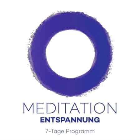 7-Tage Meditationskurs Entspannung