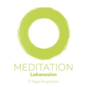 7-Tage Meditationskurs Lebenssinn