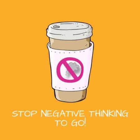Stop Negative Thinking To Go! Mentaltraining Negative Gedanken stoppen