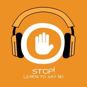 Stop! Nein sagen lernen mit Hypnose