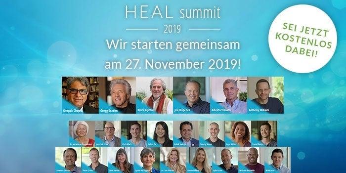 Heal Summit 2019 - Sei dabei!